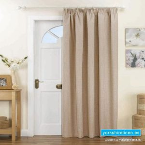 Kent Thermal Backed Door Curtain