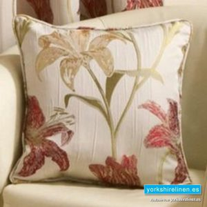 Lily Chintz Pencil Pleat Curtains Yorkshire Linen