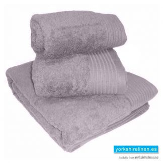 Luxury Egyptian Cotton Towels in Lilac Heather