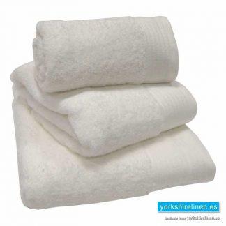 Luxury White Egyptian Cotton Towels