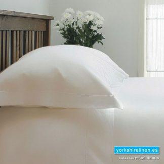 Ivory Egyptian Cotton Oxford Pillowcases 400 Thread Count