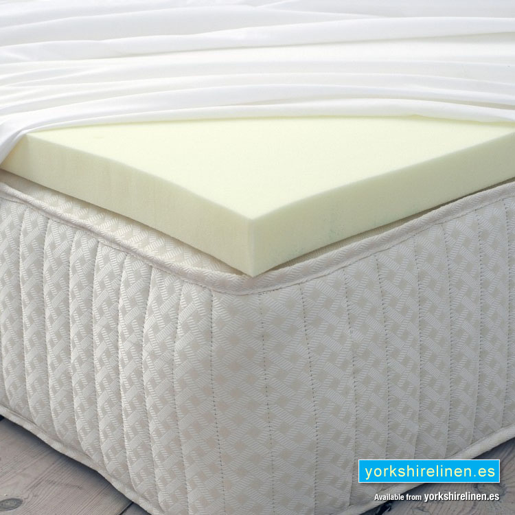 Memory Foam Mattress Topper Yorkshire Linen Warehouse S L