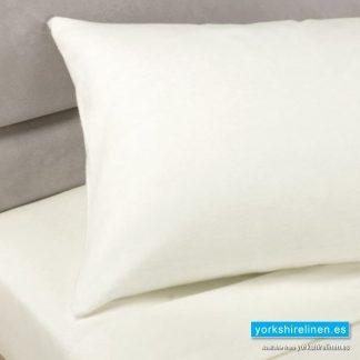 White Polycotton Pillowcases