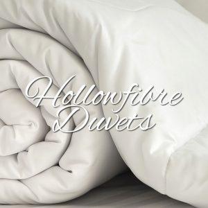 Hollowfibre Duvets