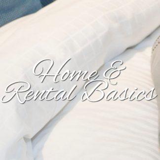 Home & Rental Basics
