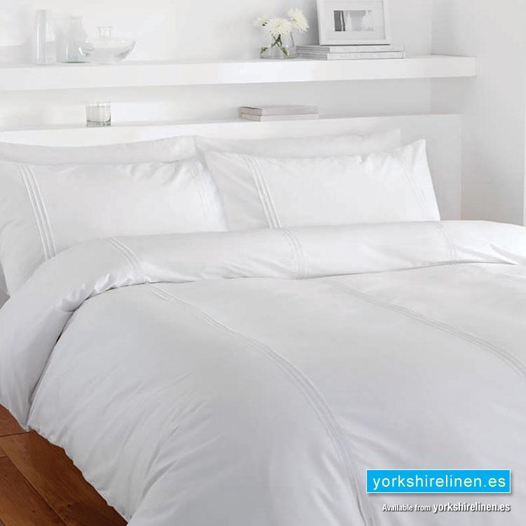 minimalist white duvet cover set yorkshire linen