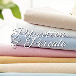 Polycotton & Percale