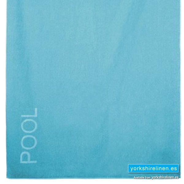 XL Beach Towel Turquoise