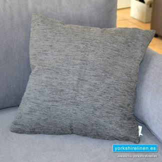Chenille Basic Grey Cushions