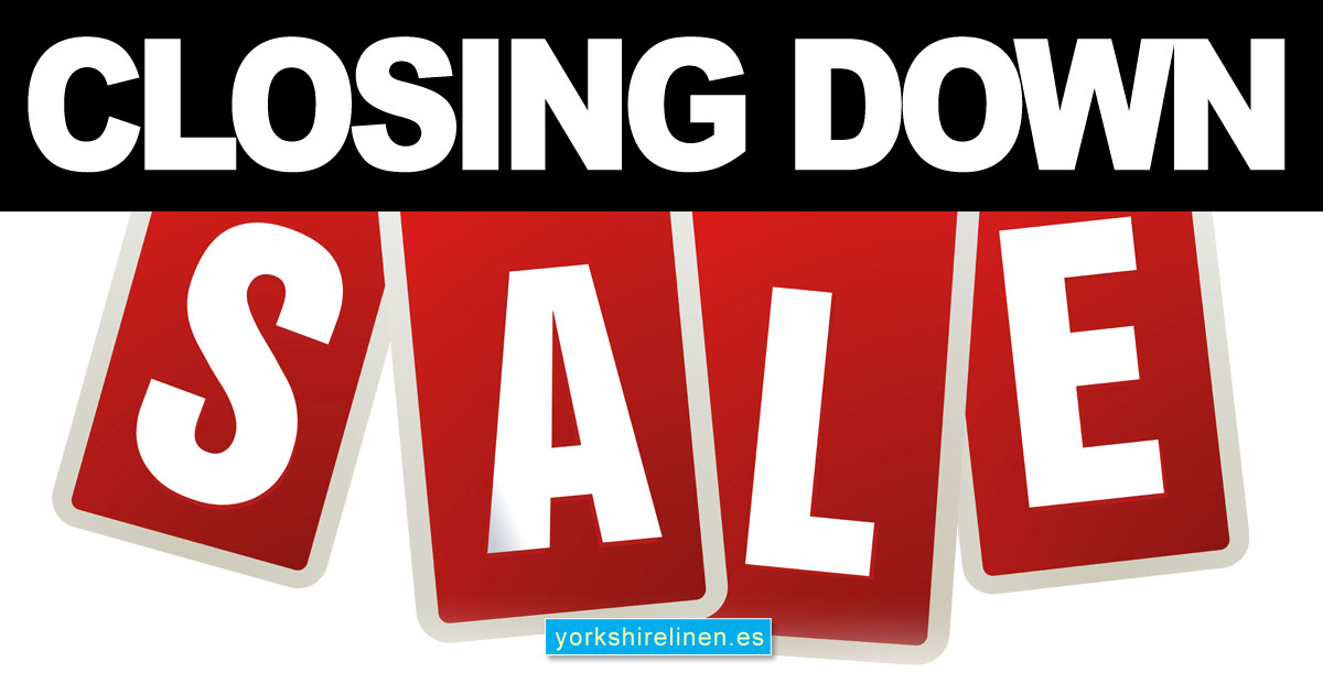 Mijas Closing Down Sale