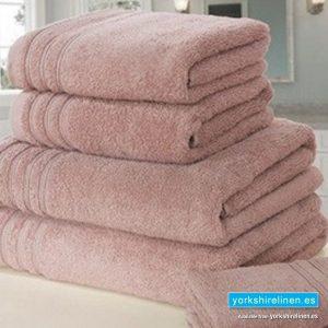 Zero Twist Dusky Pink Towel