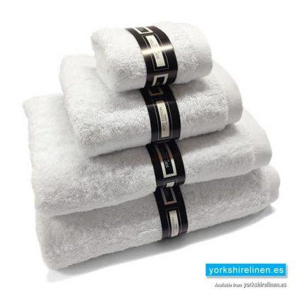Ambassador Towels, White