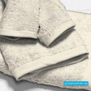 Essential Linen Cotton Towels from Yorkshire Linen