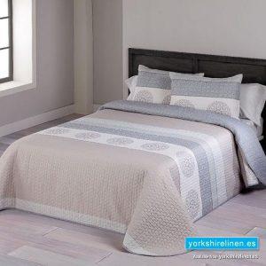 Zeus Bedspread - Contemporary Bedding from Yorkshire Linen Warehouse Spain