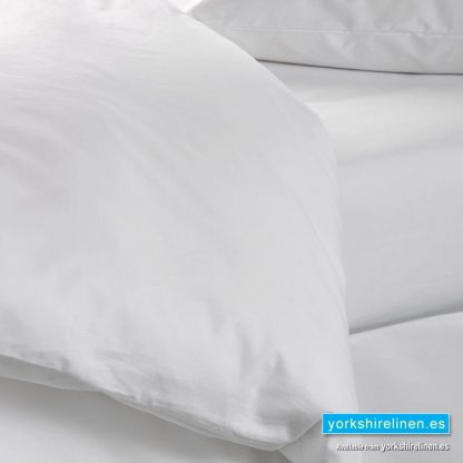 White 100% Cotton Duvet Cover