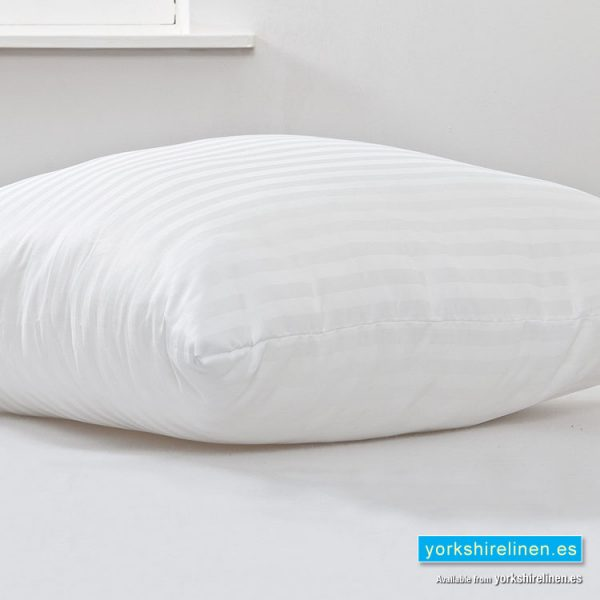Satin Stripe Silk Touch Pillow