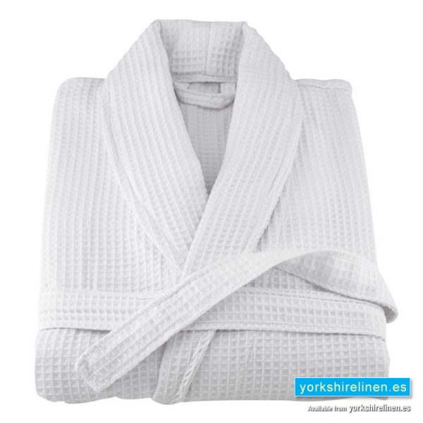 Waffle Bathrobes - Hotel Quality Dressing Gowns from Yorkshire Linen