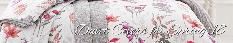 Duvet Covers Spring 2018 Yorkshire Linen Category Head