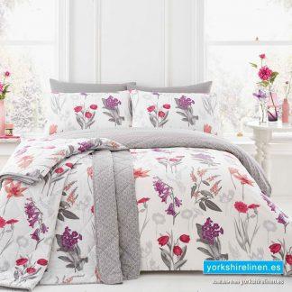 Ingrid Blush Duvet Cover Set - Buy from Yorkshire Linen Warehouse Spain