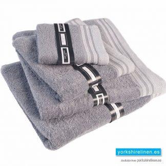 Cabana Towels, Grey