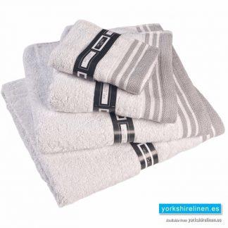 Cabana Towels, White