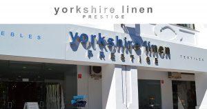 Yorkshire Linen Prestige Marbella 2017 01