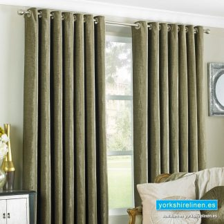 Wellesley Mocha Curtains