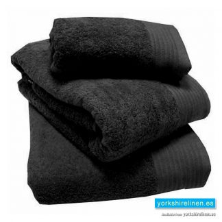 Black Luxury Egyptian Cotton Towels