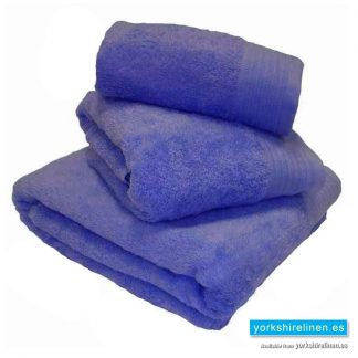 Denim Blue Egyptian Cotton Towels