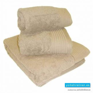 Egyptian Cotton Towels - Luxury Towels in Biscuit Beige