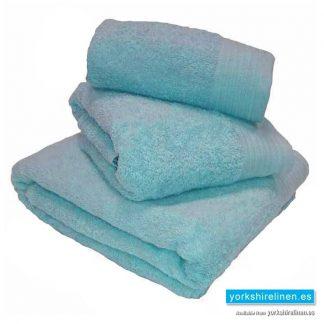 Luxury Egyptian Cotton Towels - Aqua