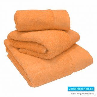 Orange 100% Egyptian Cotton Towels