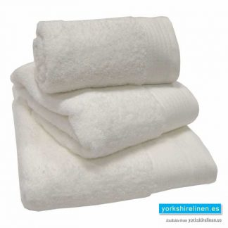 Luxury White Egyptian Cotton Towels