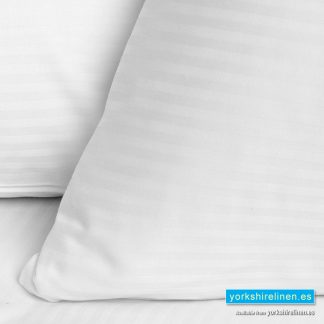 Hotel Stripe Pillow Cases - White - 540 Thread Count
