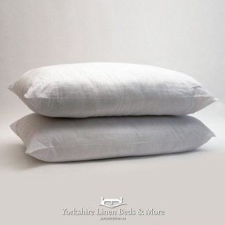 Pillows Super Bounce Pair - Yorkshire Linen Beds & More Bed Shops Mijas Costa Marbella P01