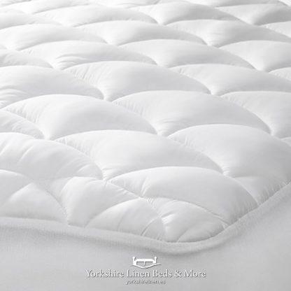 Scandinavian Mattress Topper - Bedding and Bed Linen from Yorkshire Linen Beds & More P01