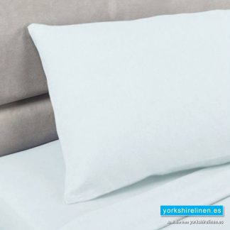 White Bolster Pillowcases