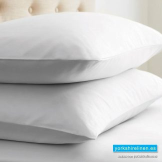 White Egyptian Cotton Pillowcases 400 Thread Count
