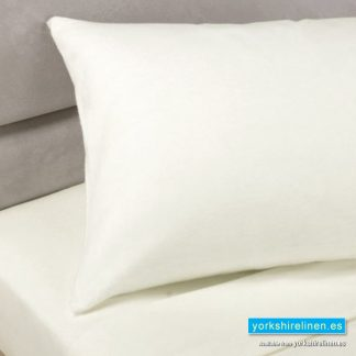 White Polycotton Pillowcases