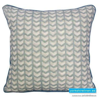 Chevron Complete Cushion