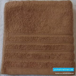 Diamond Rich Chocolate Cotton Towels