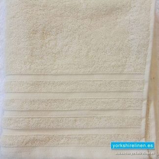 Diamond Rich Ivory Cotton Towels