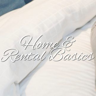 Home & Rental Basics