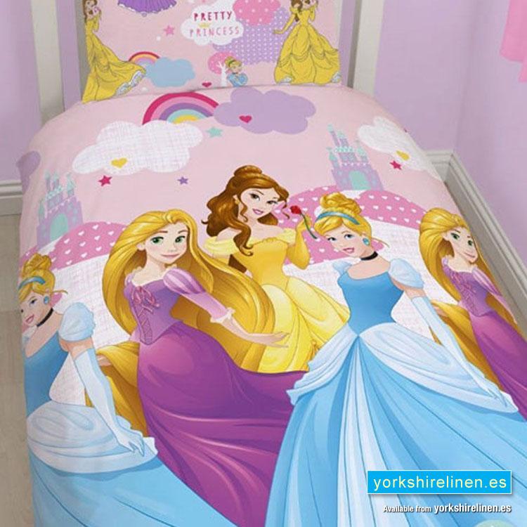 Disney Princess Dream Childrens Single Duvet Cover Yorkshire