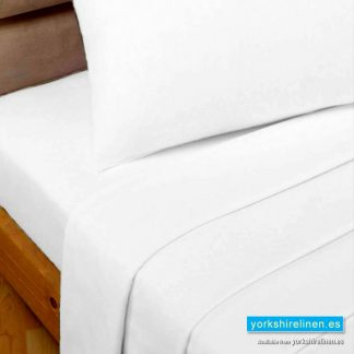 polycotton-percale-fitted-valanced-sheets-white