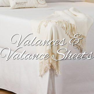 Valances & Valance Sheets