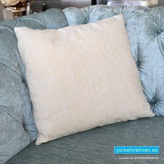 Chenille Basic Beige Cushions