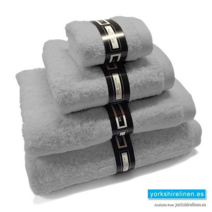 Ambassador Towels, Silver Grey