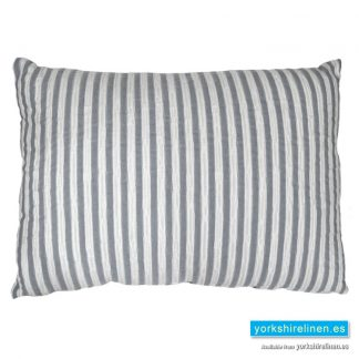 Bambu Cotton Rich Cushion, Grey