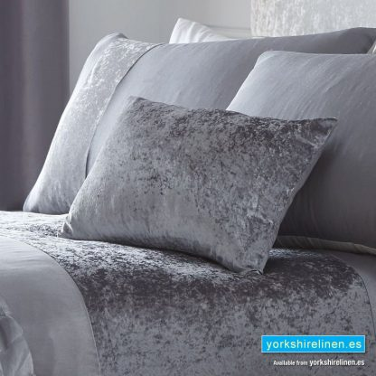Boulevard Grey Cushion from Yorkshire Linen Spain